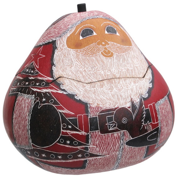 Share the joy of Christmas with Santa Claus decoration ideas _11 (3)