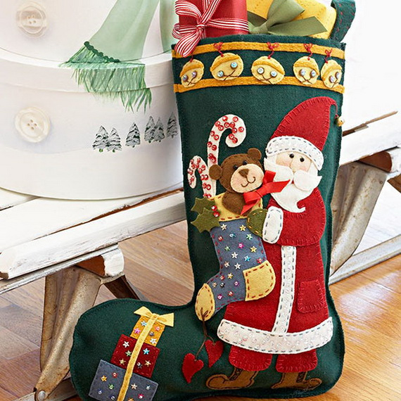 Share the joy of Christmas with Santa Claus decoration ideas _15 (2)