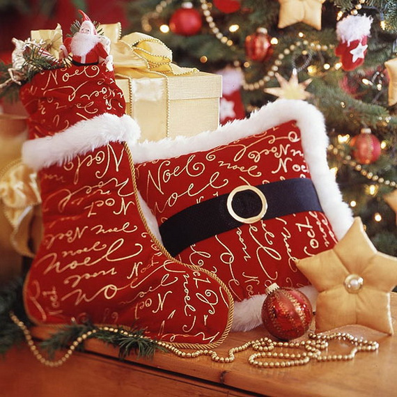 Share the joy of Christmas with Santa Claus decoration ideas _16