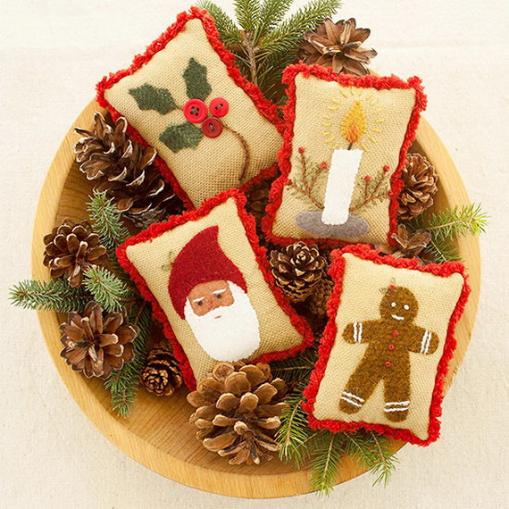Share the joy of Christmas with Santa Claus decoration ideas _26