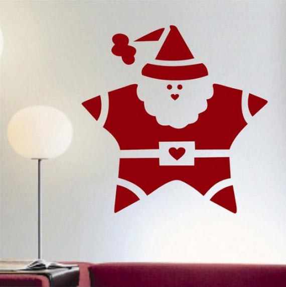 Share the joy of Christmas with Santa Claus decoration ideas _43