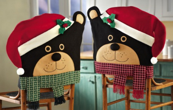 Share the joy of Christmas with Santa Claus decoration ideas _45
