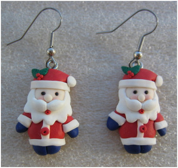 Share the joy of Christmas with Santa Claus decoration ideas _46