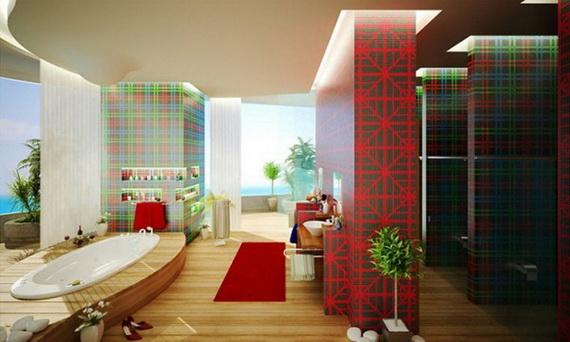 Stylish Bathroom Design Ideas for Kids 2014_09