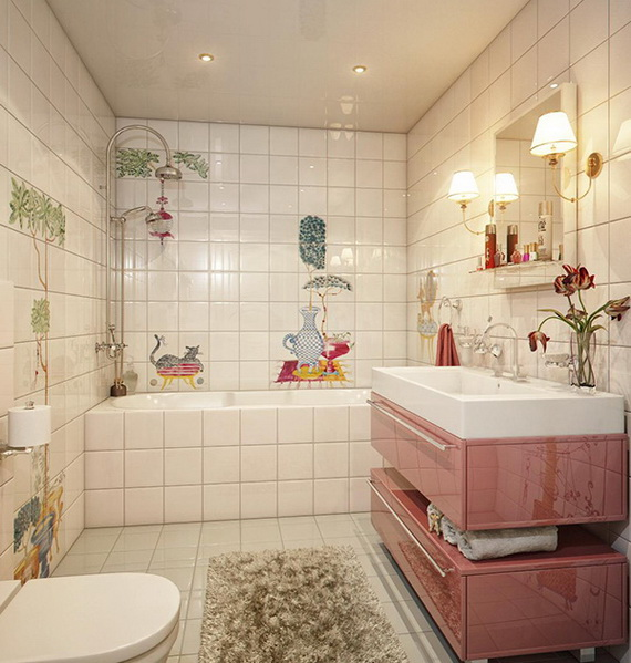 Stylish Bathroom Design Ideas for Kids 2014_11