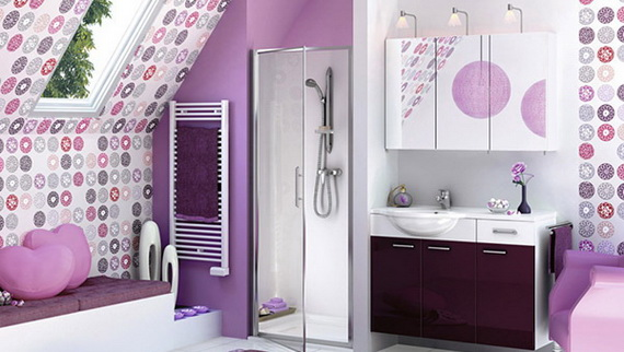 Stylish Bathroom Design Ideas for Kids 2014_15