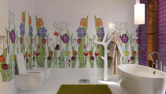Stylish Bathroom Design Ideas for Kids 2014_17
