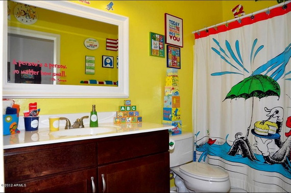 Stylish Bathroom Design Ideas for Kids 2014_23