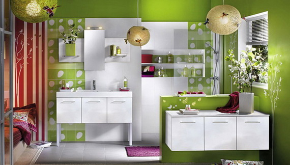 Stylish Bathroom Design Ideas for Kids 2014_27
