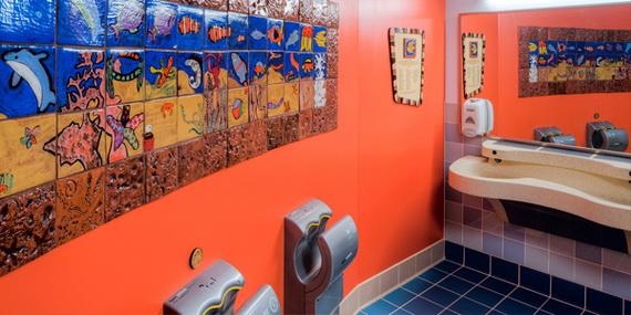 Stylish Bathroom Design Ideas for Kids 2014_37