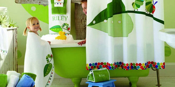 Stylish Bathroom Design Ideas for Kids 2014_40