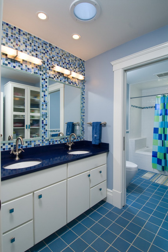 Stylish Bathroom Design Ideas for Kids 2014_41