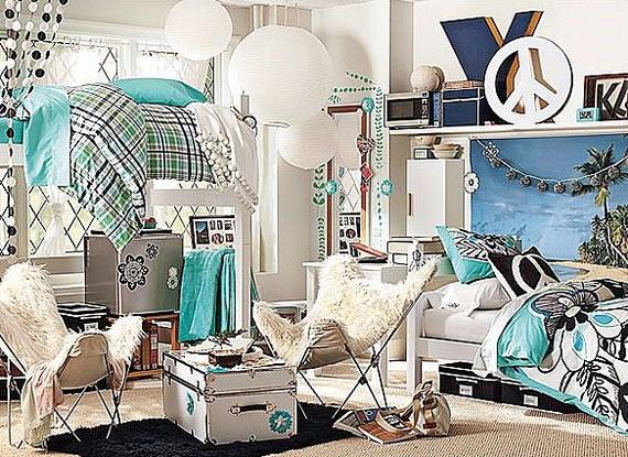 Stylish Teen Bedroom Design Ideas_019