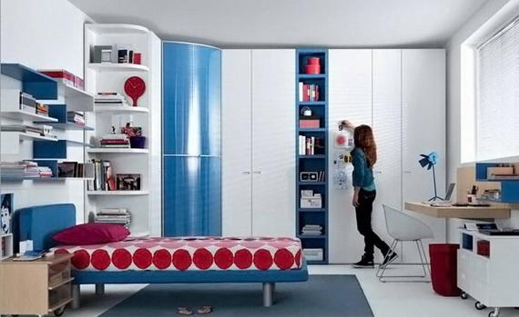 Stylish Teen Bedroom Design Ideas_028