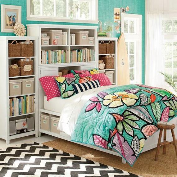 Stylish Teen Bedroom Design Ideas_031