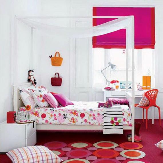 Stylish Teen Bedroom Design Ideas_038