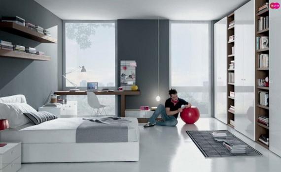 Stylish Teen Bedroom Design Ideas_040