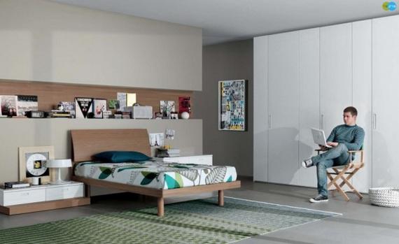 Stylish Teen Bedroom Design Ideas_059