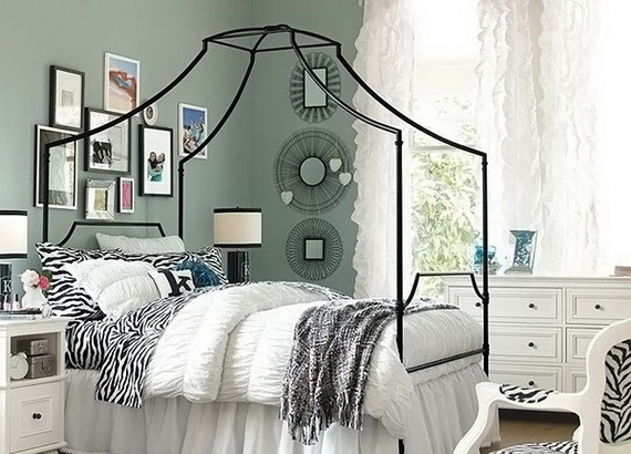 Stylish Teen Bedroom Design Ideas_071