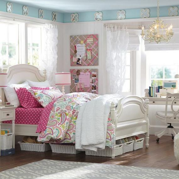 Stylish Teen Bedroom Design Ideas_079