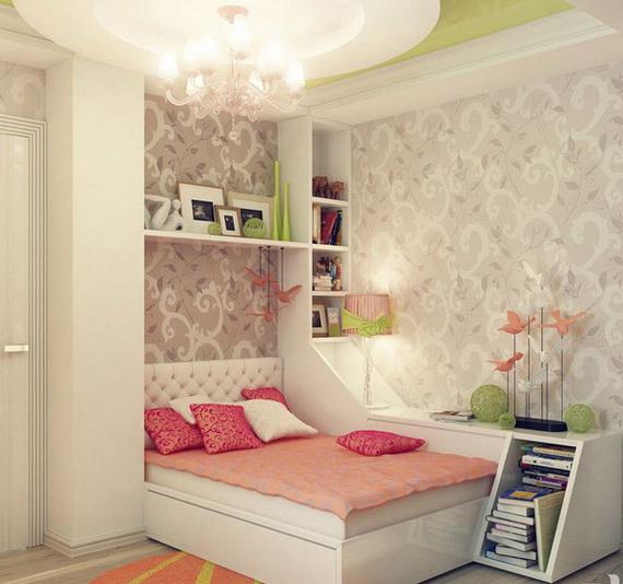 Stylish Teen Bedroom Design Ideas_088