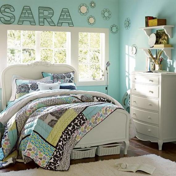 Stylish Teen Bedroom Design Ideas_089
