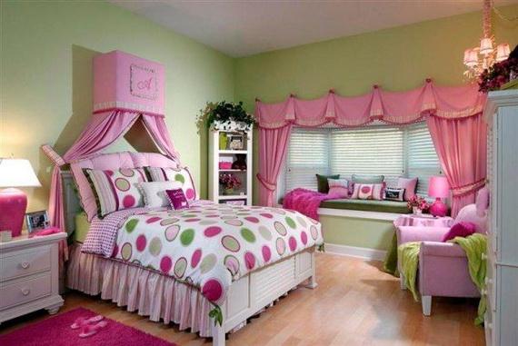 Stylish Teen Bedroom Design Ideas_090
