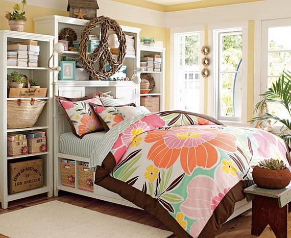 Stylish Teen Bedroom Design Ideas_118