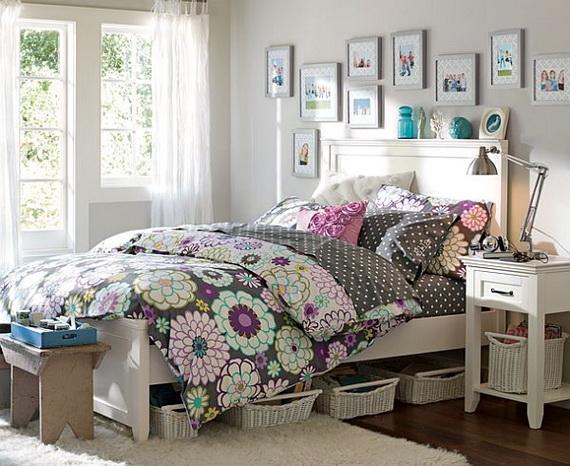 Stylish Teen Bedroom Design Ideas_139