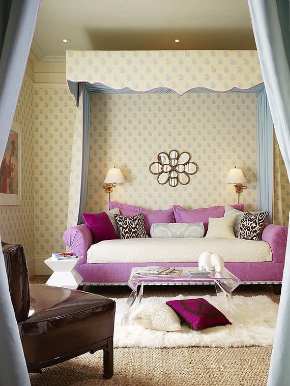Stylish Teen Bedroom Design Ideas_148