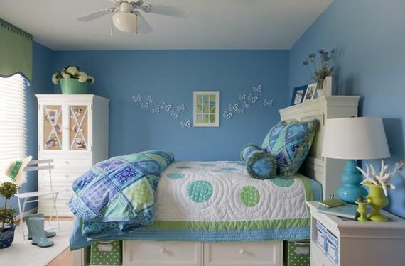 Stylish Teen Bedroom Design Ideas_150