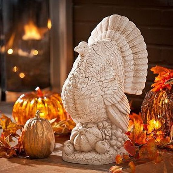 Stylish Thanksgiving Decor Items To Create A Cozy Atmosphere _05