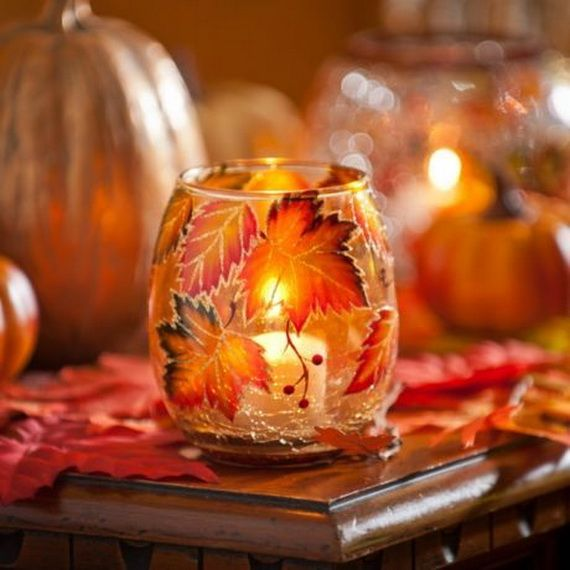 Stylish Thanksgiving Decor Items To Create A Cozy Atmosphere _16