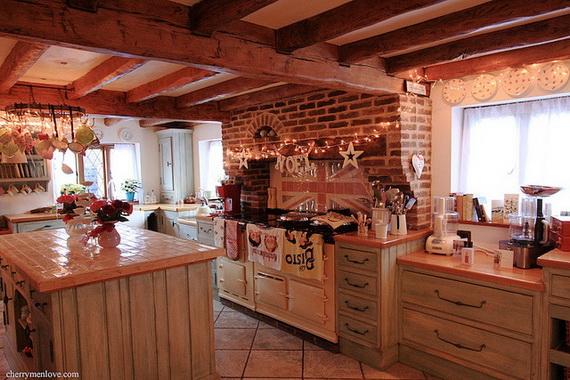 Top Christmas Decor Ideas For A Cozy Kitchen _21