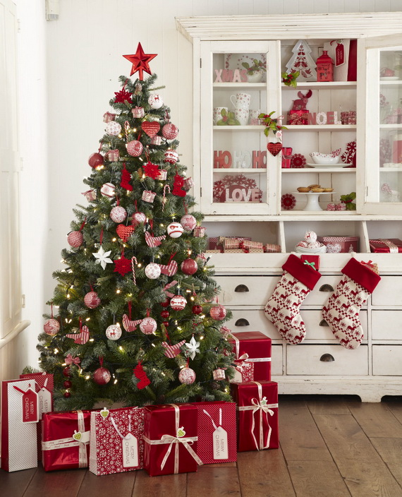 Top Christmas Decor Ideas For A Cozy Kitchen _37
