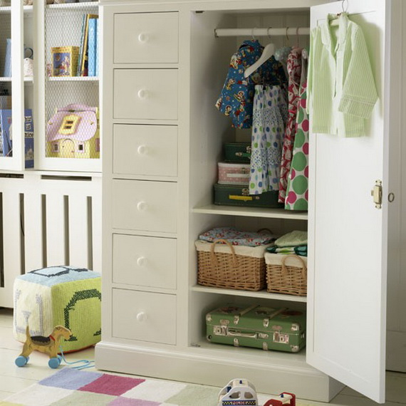 Top Nursery Decorating Theme Ideas and Designs _01