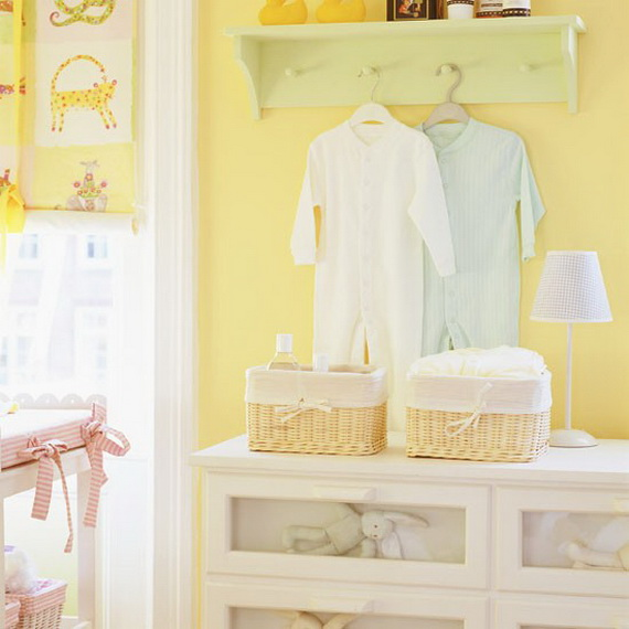 Top Nursery Decorating Theme Ideas and Designs _02