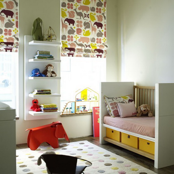 Top Nursery Decorating Theme Ideas and Designs _04