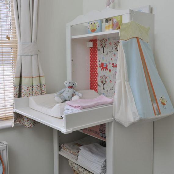 Top Nursery Decorating Theme Ideas and Designs _05
