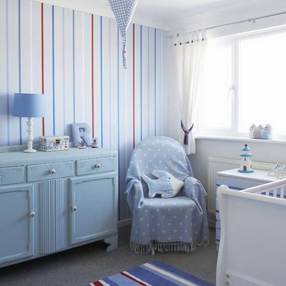 Top Nursery Decorating Theme Ideas and Designs _08