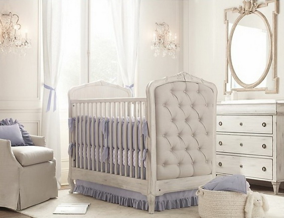 Top Nursery Decorating Theme Ideas and Designs _1