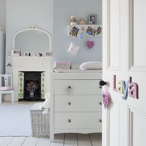 Top Nursery Decorating Theme Ideas and Designs _10