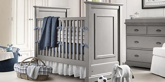 Top Nursery Decorating Theme Ideas and Designs _12