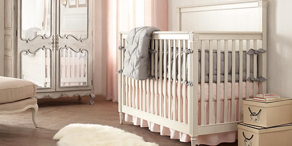 Top Nursery Decorating Theme Ideas and Designs _14