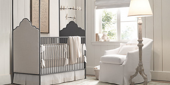 Top Nursery Decorating Theme Ideas and Designs _16
