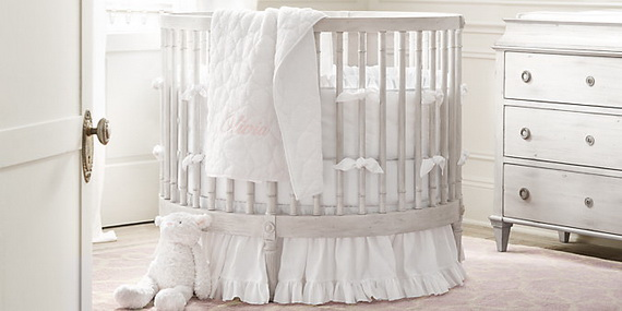 Top Nursery Decorating Theme Ideas and Designs _17