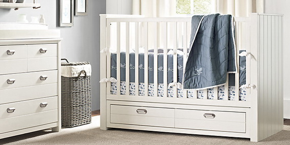 Top Nursery Decorating Theme Ideas and Designs _18