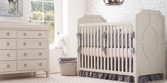 Top Nursery Decorating Theme Ideas and Designs _21