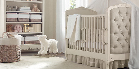 Top Nursery Decorating Theme Ideas and Designs _22