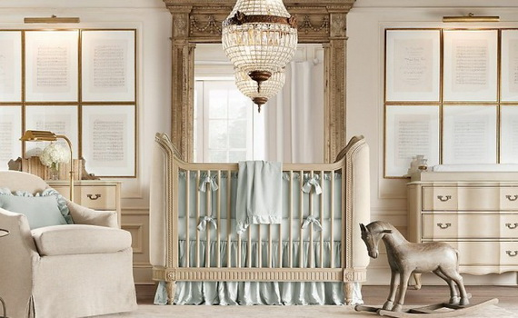 Top Nursery Decorating Theme Ideas and Designs _4